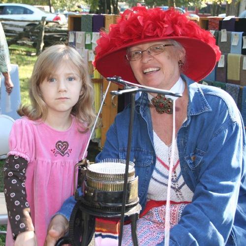 Knitting Nancy Machine : Our kids museum of appalachia