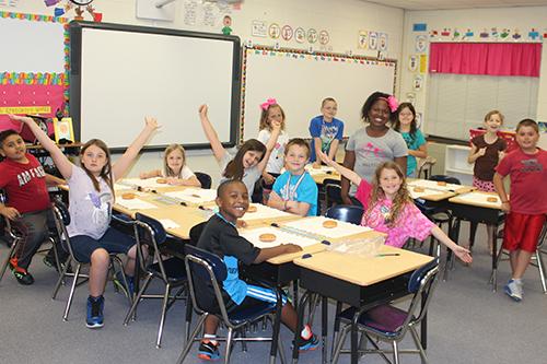Emily's Class